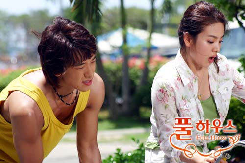 Song Hye-gyo in Full House